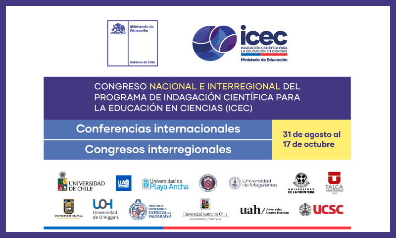Congreso Nacional e Interregional del Programa ICEC
